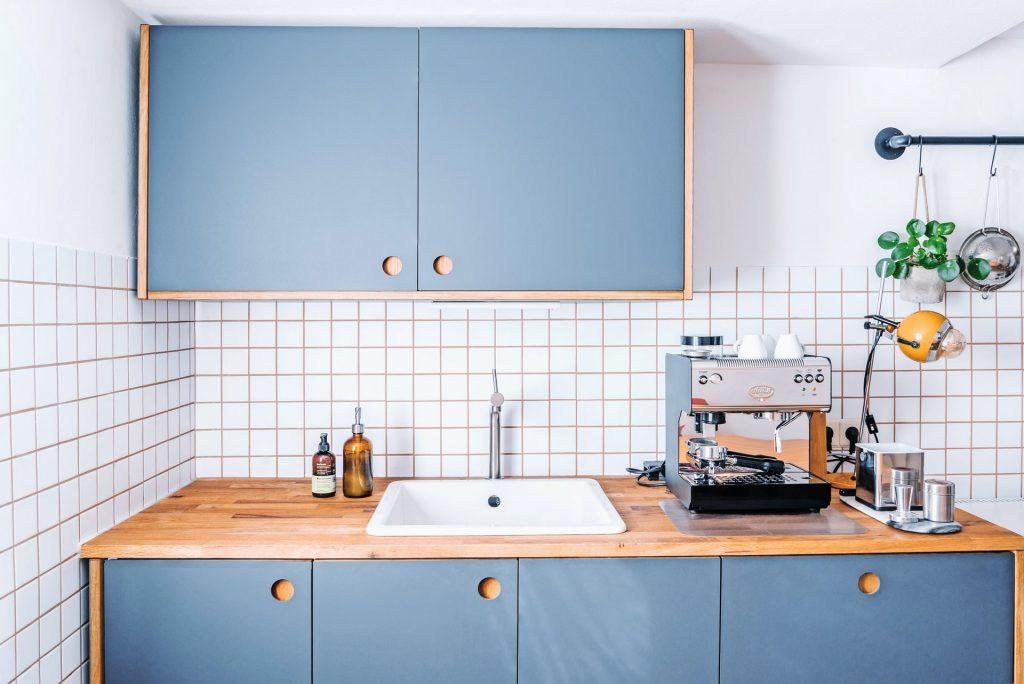 Kitchendesign Retro Konyhabútor